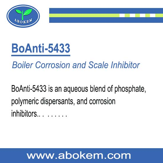 Boiler Corrosion and Scale Inhibitor BoAnti-5433